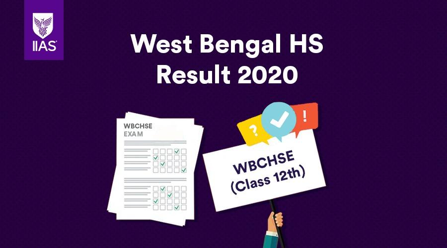 WBCHSE Uccha Madhyamik Result 2020